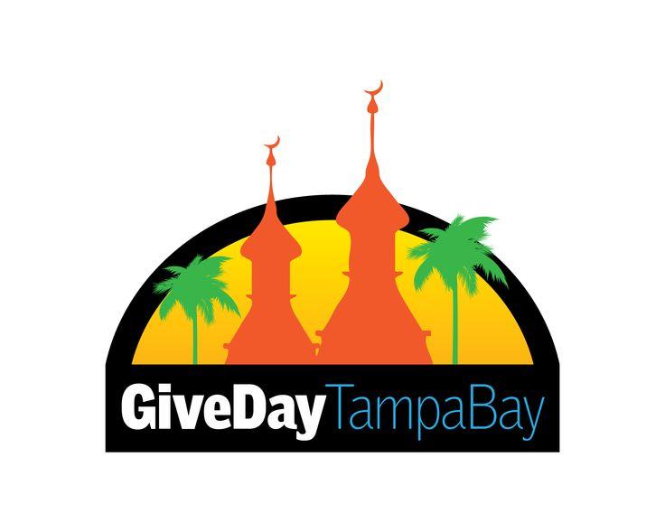 Logo Design | Give Day Tampa Bay | 727 Creative Group