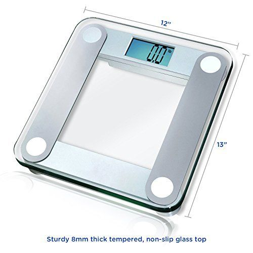 Eatsmart Precision Digital Bathroom Scale With Extra Large Lighted Display Visit The Image Link M Digital Scale Bathroom Best Bathroom Scale Bathroom Scale