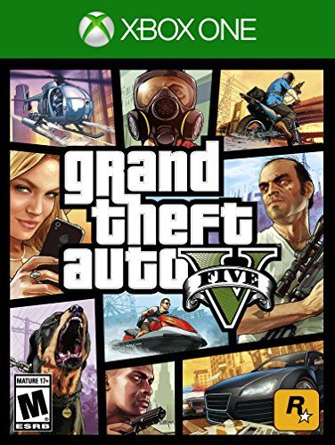 Grand Theft Auto V - Xbox One - http://mobileappshandy.com/video-games/grand-theft-auto-v-xbox-one/