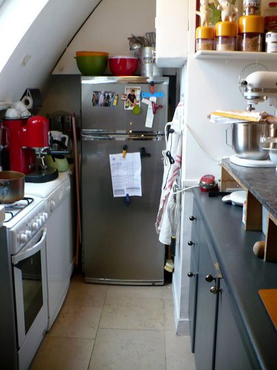 142 best cool tiny kitchens images on Pinterest Tiny kitchens