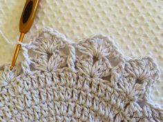 Tapete oval bico duplo passo a passo – parte 2 | Croche.com.br