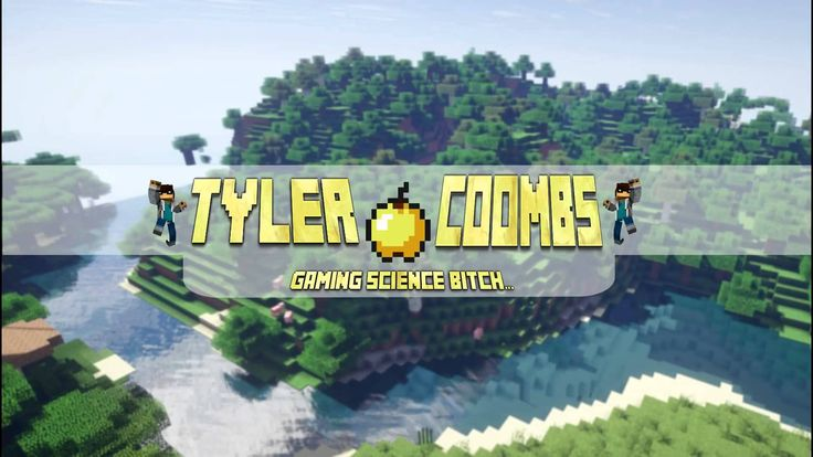 Minecraft Youtube Banner | Tyler Coombs