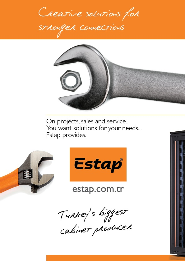 On projects, sales and service...  You want solutions for your needs.  Estap provides.