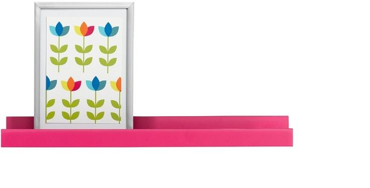 wandhouder 40 cm - diverse formaten en kleuren