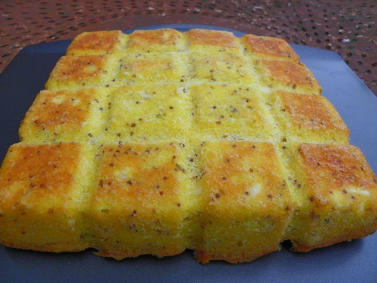 Recette Mini Cake Sal Ef Bf Bd Demarle