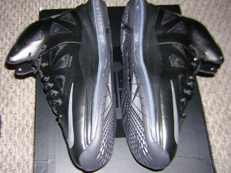 Hot Sale Nike Lebron 10 P.S. Elite 2013 Lebron Cheap sale Black