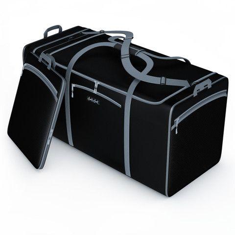 Packable Duffel – Dot&Dot Travel Series