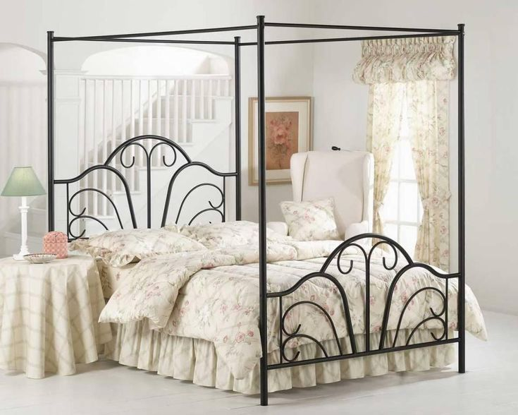 Amazing Queen Canopy Bed Ideas - http://www.capitalmindz.com/amazing-queen-canopy-bed-ideas/ : #BedroomIdeas, #InteriorDesign Queen canopy bed has amazing features with elegance and charming atmosphere that applicable in accordance with do it yourself ideas in design and color. Bed canopies are doing awesome with fine accommodation to have good quality of sleep because of elegantly beautiful and charming in decorations...