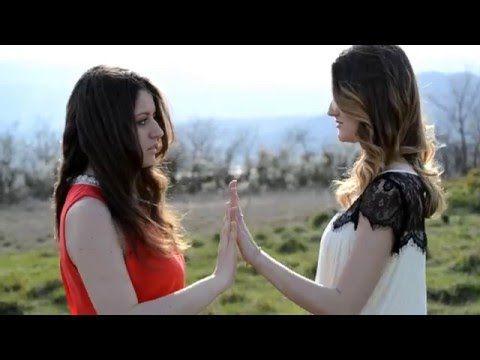 Pregherò-Giorgia (cover by Jessica Helèna Ruscitti & Vanessa Ruscitti) - YouTube