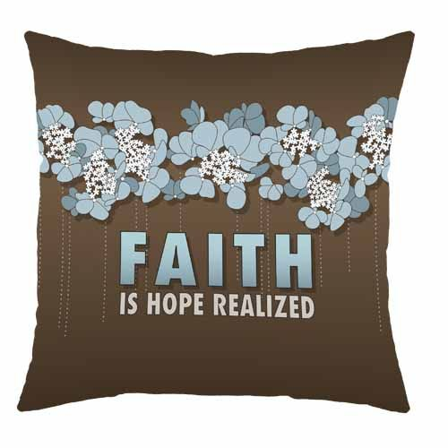Hope Decorative Pillow : 17 Best images about Decorative Pillows on Pinterest God, The o jays and The earth
