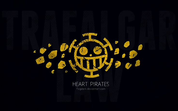 One Piece | Heart Pirates | One Piece - Jolly Roger ...