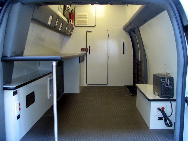 Odyssey Van Conversions for surveillance, CSI, prisoner transport ...