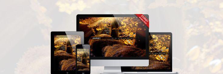 Responsive Joomla template 2016. Fullscreen header Joomla template design. http://www.joomlage.com