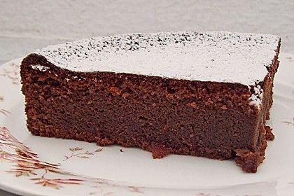 Dänischer Schokoladenkuchen 2