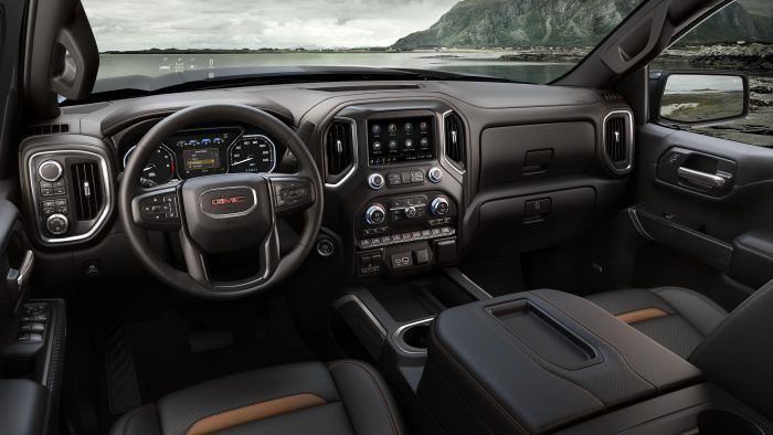 2019 Gmc Sierra At4 No Road No Problem Gmc Sierra Gmc Sierra