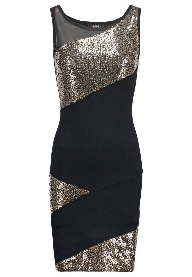 Jurken Morgan ROMEA - Zakelijke jurk - gold