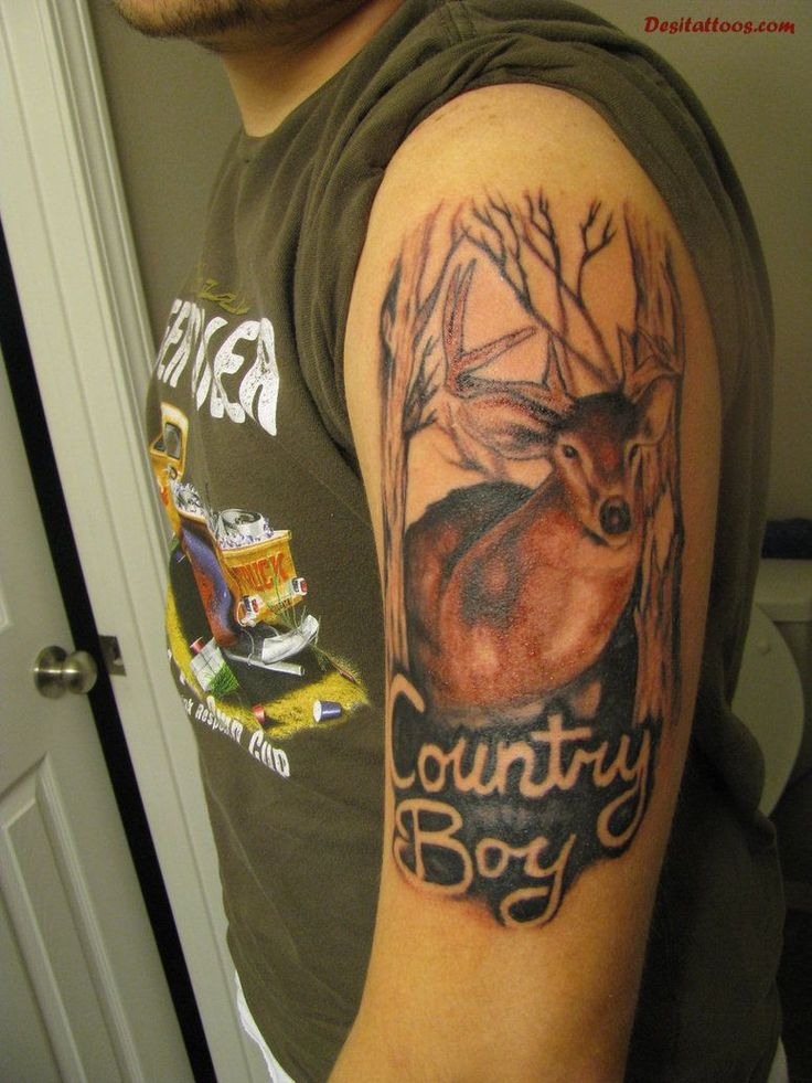 Country tattoos