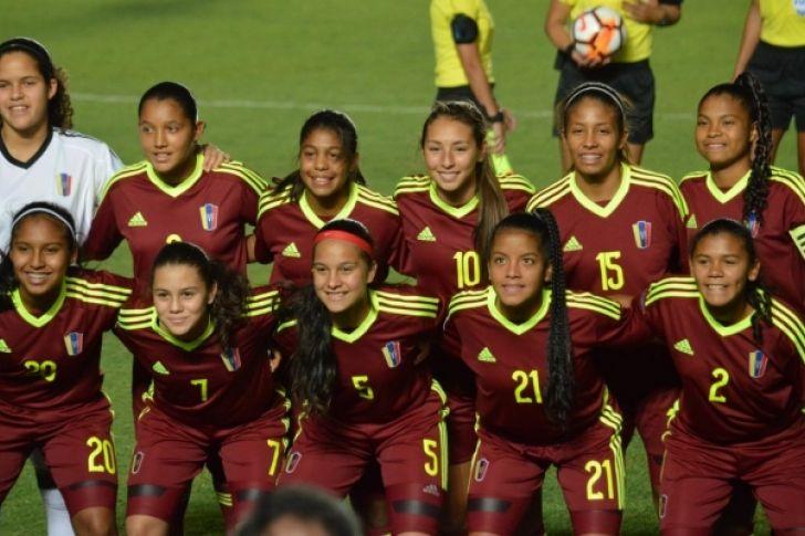 Suspendidó juego Venezuela en el Sudamericano Femenino sub 17