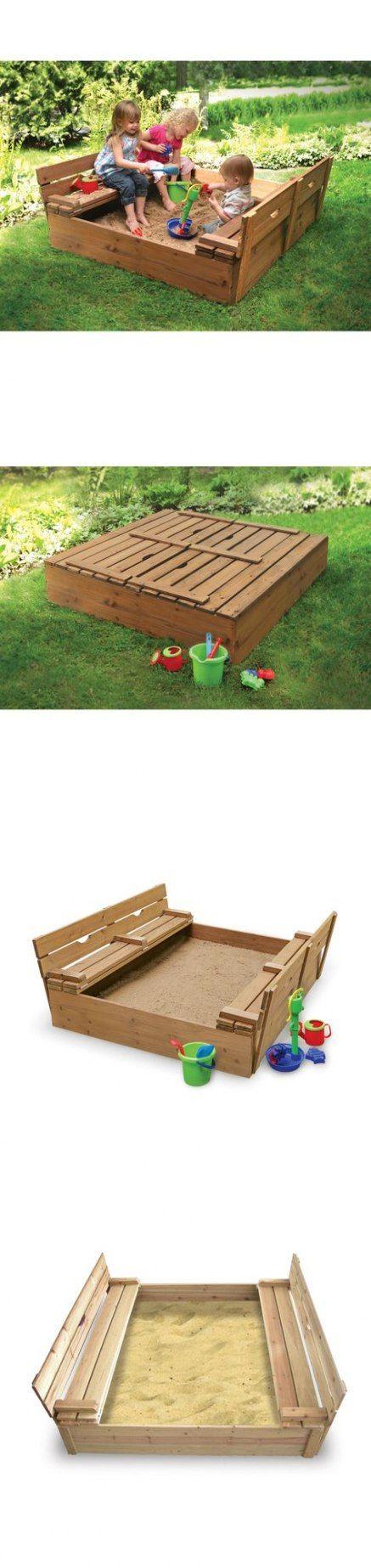 Backyard Swing Set Sandbox 53+ Ideas #backyard | Backyard ...