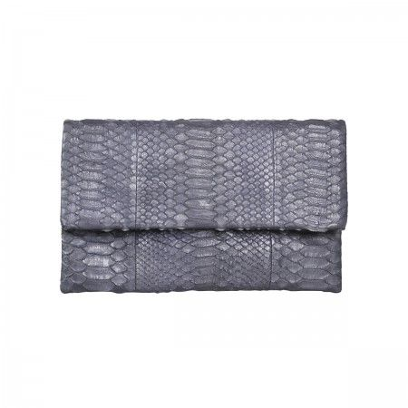 Lacrom Store || amanti, clutch, phyton  Slither into style this season with this phyton clutch. Remaining chic and elegant, this clutch will add a twist to any outfit. Functional and flexible. Designed for a naturally stylish clientele for whom the handbag is not merely an accessory but a projection and confirmation of her own image.