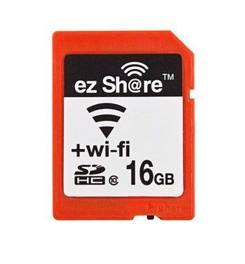 Original EzShare Wifi SD Card 8GB 16GB 32GB Wireless Memory Card Class 10 Reader Adapter Support 4GB 8g 16g 32g MicSD Card #Affiliate