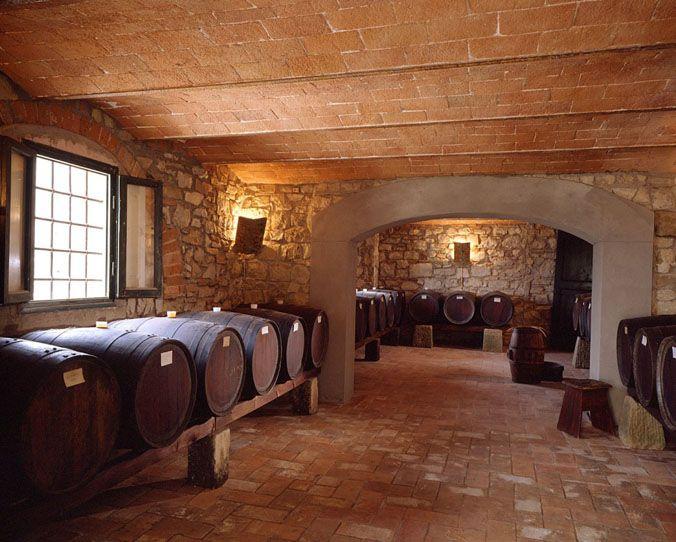 Winery Castello di Verrazzano, Chianti. www.verrazzano.com