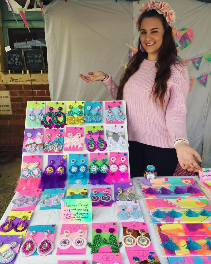 """92 Likes, 28 Comments - Katie Thomas (@thekindnessconfettiblog) on Instagram: """"Come and see me today at the Gilles Street Markets Christmas Grand Bazar! 10-4pm!! @gillesstmarket…"""""""