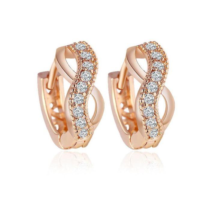 Crystal /stud Earrings