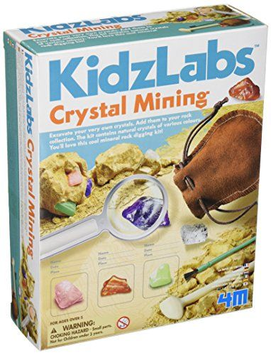 4M Crystal Mining Kit *** Want additional info? Click on the image. Note:It is Affiliate Link to Amazon. #l4l