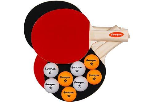 Harvil 4 Player Racket and Ball Set