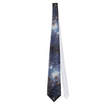 Stellar Nursery tie