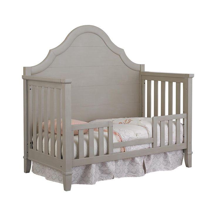 Toddler Bed By Bassett Furniture Convertible CribGirl ToddlerBaby