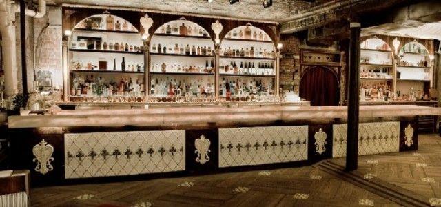 #173: Apotheke: cocktails in a former opium den