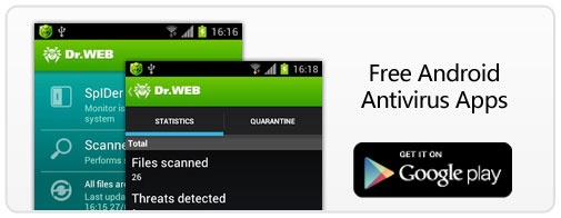 Keep malware off your Android phone using one of these 8 free android antivirus apps.