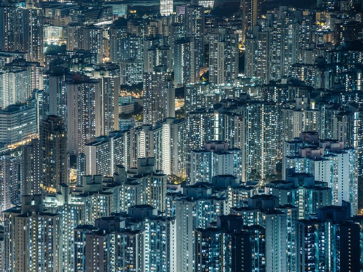 Harder to Breathe by Coolbiere. A.: Hong Kong, Crowd Cityscapes, Cities Lighting, Hongkong, Kong Crowd, Cities Scapes, Kong Cities, Place, Photo