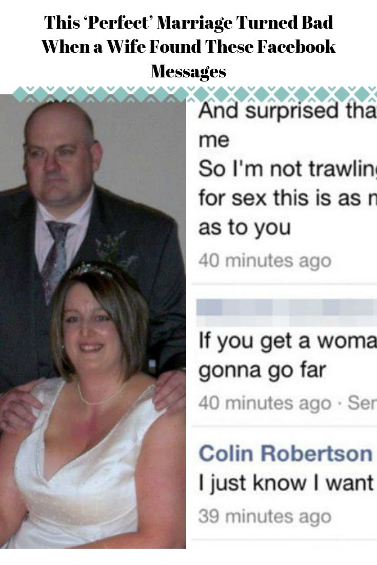 This 'Good' Marriage Turned Unhealthy When a Spouse Discovered These Fb Messages