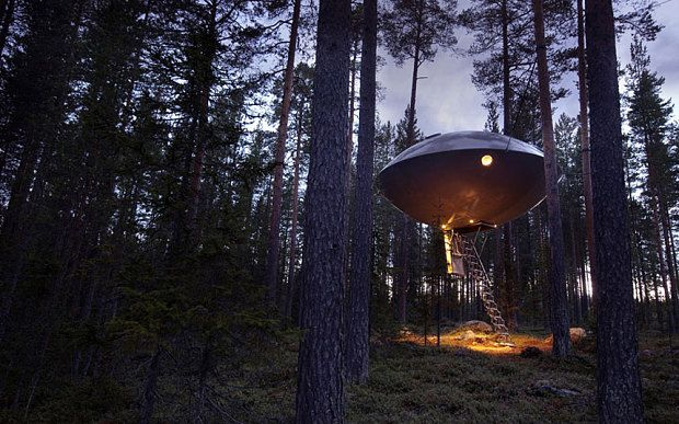 50 of the world's most unusual hotels - Telegraph
