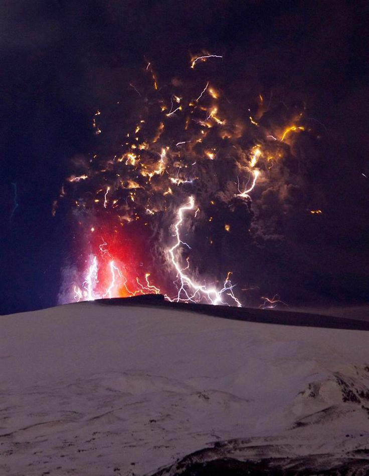 Best Volcano Lightnings Images On Pinterest Volcano Lightning - Amazing footage captures a lightning storm inside volcanic ash plume