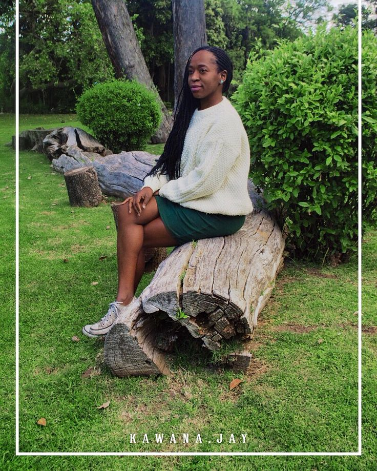 Photography by Kawana Jay #lifestyle #green #fashion #editorial #blackgirls #nature #beauty #life