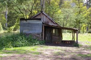 Upper Jamieson Hut