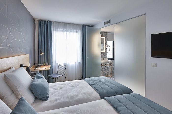 47+ Chambre a coucher peinture gris inspirations