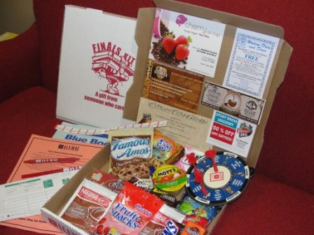 ... survival kits on Pinterest   Chewing gum, Dorm survival kits and