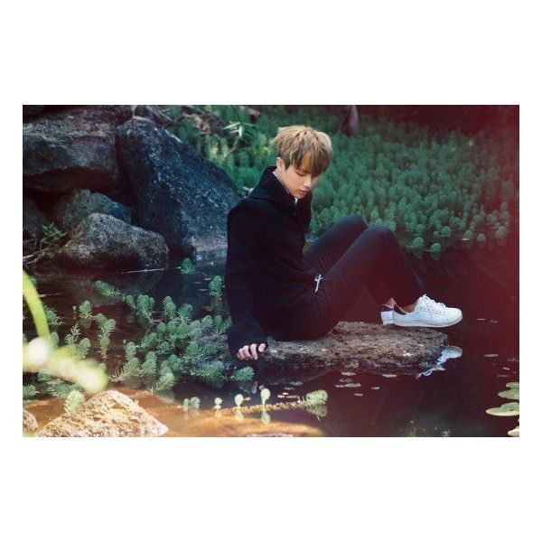 BTS are butterflies in their latest 'HwaYangYeonHwa Part 2' teaser set ❤ liked on Polyvore featuring k-pop