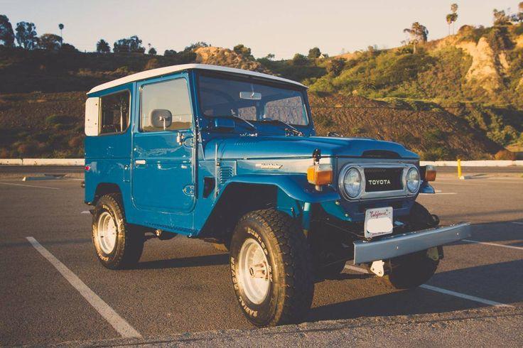 1978 Toyota FJ40 for sale #1905582 | Hemmings Motor News