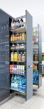 Kosze Cargo Nomet - mini spiżarnia w Twojej kuchni