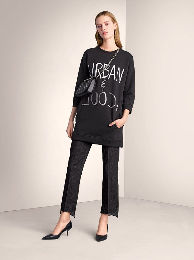 Luisa Ceranos' Autumn/ Winter 2017 collection omprises five different topics: Urban Jungle, Urban & Cool, A Touch of Grey, Smart Uniform and Spice Lady.
