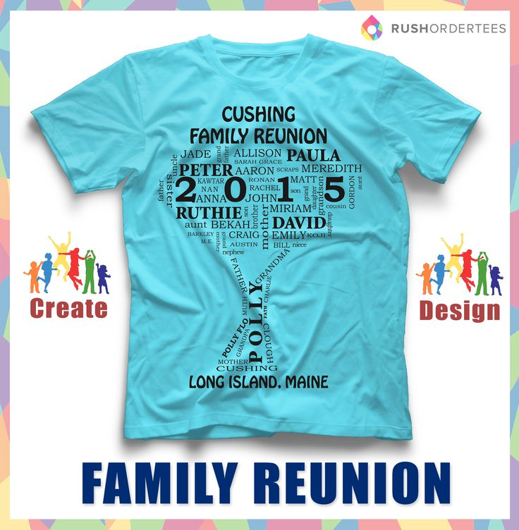 22 Best Images About Family Reunion T Shirt Design Ideas