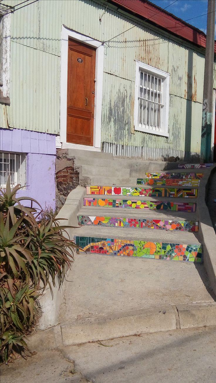 Colorir - Cerro Flórida, Valparaíso