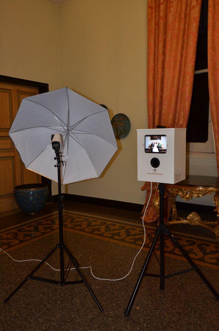 1,2,3... photo booth!  Sala Calvi - Palazzo della Meridiana