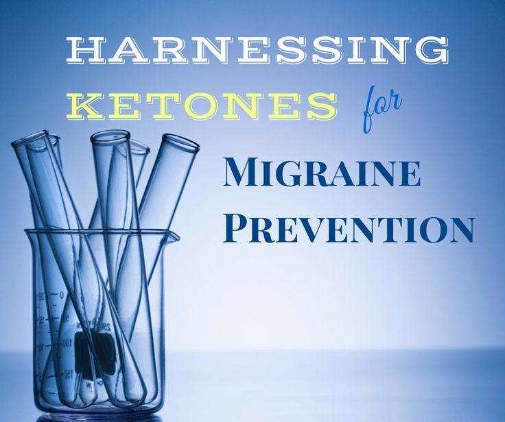 Using Ketosis for Migraine Prevention, Keto Diet, Ketone Production | MyMigraineMiracle.com